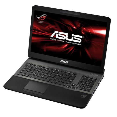 ASUS%2520G75VW DS71 ASUS G75VW DS71, a Superior Gaming Laptop Review and Specs