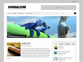 Journalzone WordPress Theme