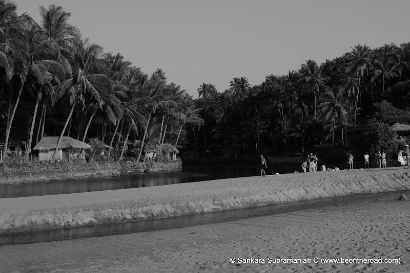 Cola Beach - an ideal place for a beach holiday in South Goa