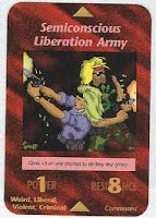 semiconscious liberation army, illuminati card game