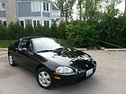 1993 Honda Civic del Sol Si Coupe 2-Door 1.6L 16k ORIGINAL MILES