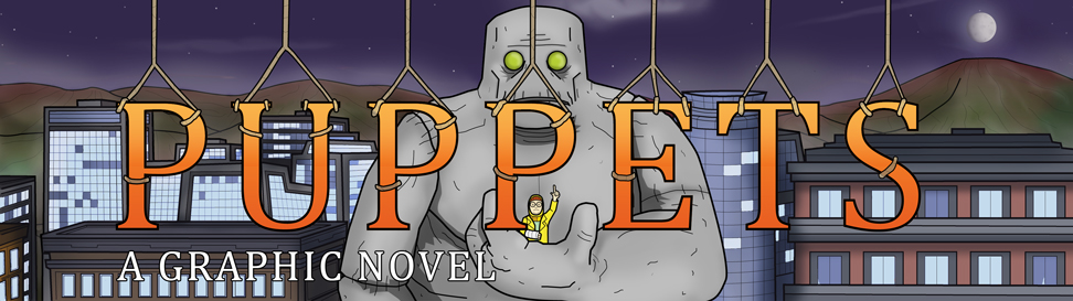 Puppets: A Graphic Novel