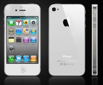 iPhone 4 Putih