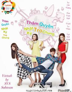 Nhật Ký Trọ Chung Thâm Quyến - Nhat Ky Tro Chung poster
