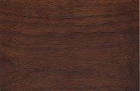 mocha walnut wood sample