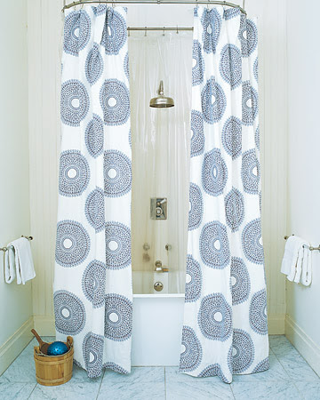 Jessica Buckley Interiors » Shower curtain…