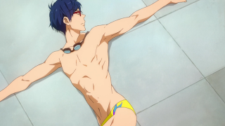 Free! Iwatobi Swim Club Episode 4 Screencap 2