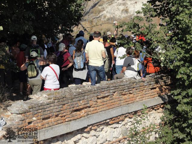 Tercera ruta por el Real Canal del Manzanares