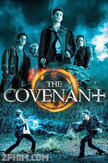 Lãnh Địa Tối Cao - The Covenant (2006) Poster
