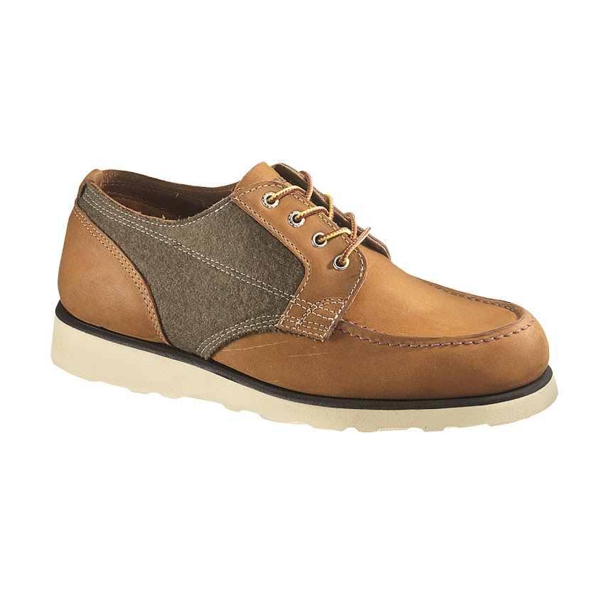 *SEBAGOxWoolrich®:Stockton 皮革百年羊毛混搭紳士鞋履! 5