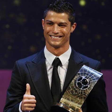 Cristiano Ronaldo, premio
