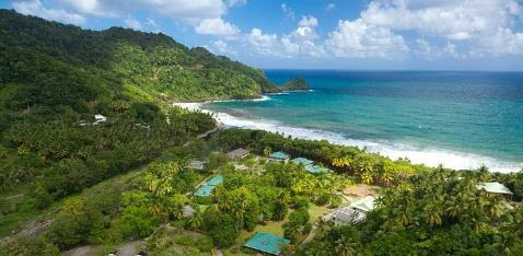 Rosalie Bay Resort, Roseau, Dominica