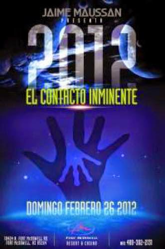 The 2012 International Ufo Congress