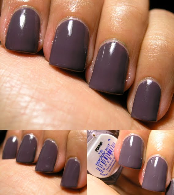 Chromatic Misadventures™: Essie Smokin\' Hot with an accent of Golden ...