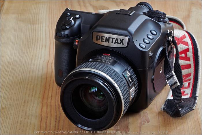 PENTAX 645Z + smc PENTAX D FA 645 55mm F2 8 AL (IF) SDM AW