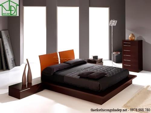 Tab đầu giường cách điệu mềm mại
