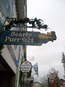 Cute Signs and Art in Leavenworth