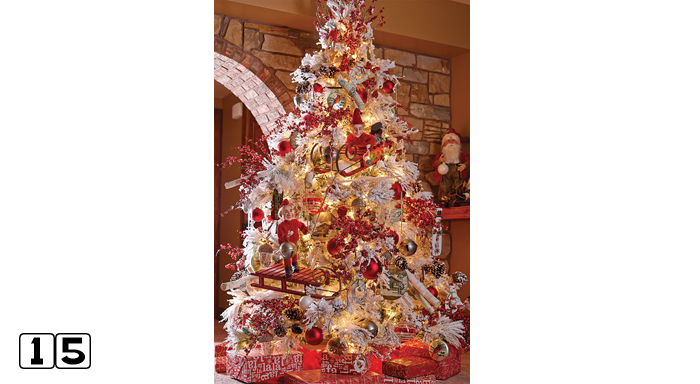 Christmas Tree Decorating Ideas Look Great with Picture 015