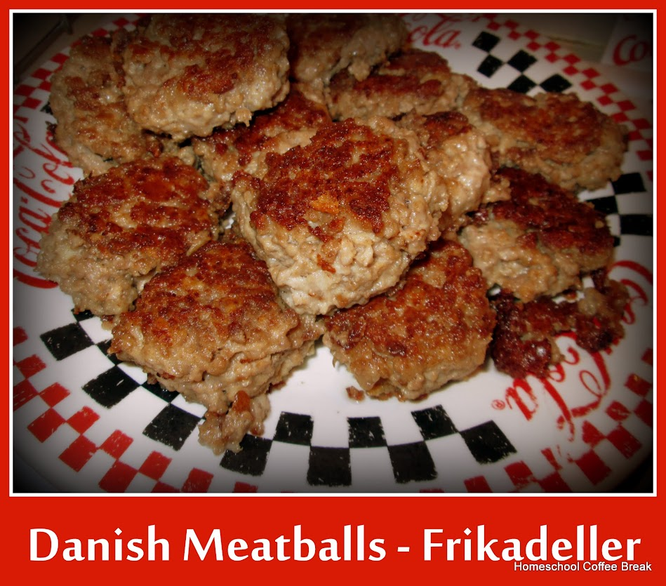 A Taste of Europe - Denmark on Homeschool Coffee Break @ kympossibleblog.blogspot.com