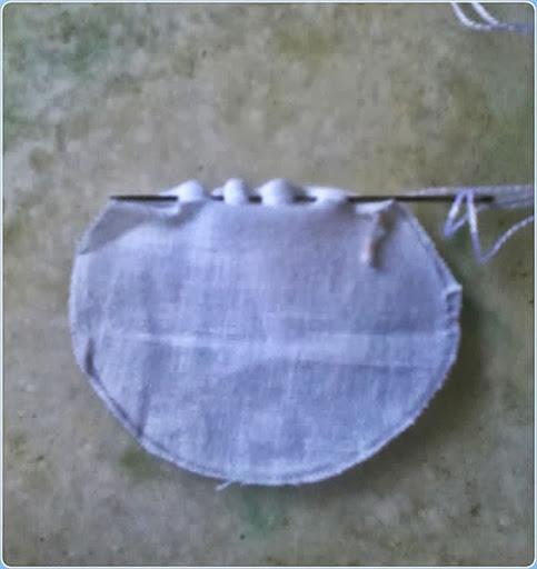 como alinhavar tecido