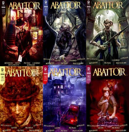 Matadero (Abattoir) 1-6 Cómic Español