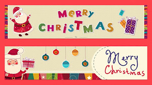 Download Christmas Banners 2013  - Banner giáng sinh 2013