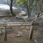 Gladstone Lookout sign (41976)