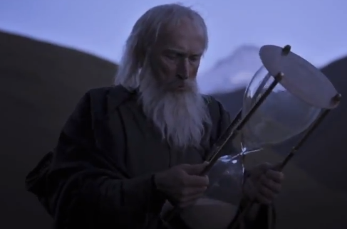 Father Time Discovers Time Doesn't Matter in New SkyTV Ad