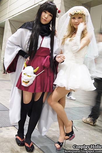 unknown cosplay 119 from japan chokaigi 2012