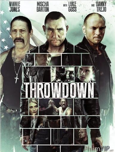 Buôn Người - Throwdown poster