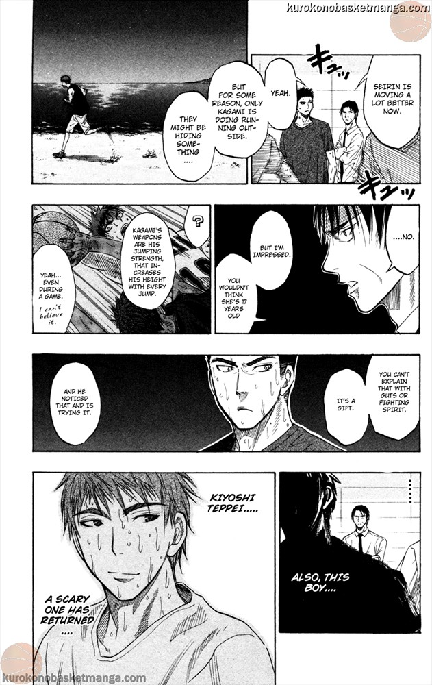 Kuroko no Basket Manga Chapter 60 - Image 17