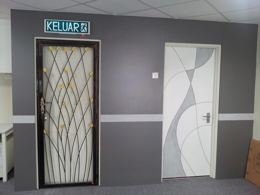 wooden laminate panel