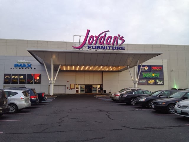 On The Common: Jordan\'s Furniture in Reading, MA