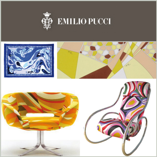 LINEA CASA / HOME COLLECTION - EMILIO PUCCI