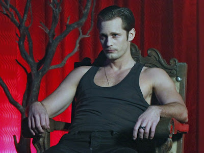 true blood season 3 eric. hair in True Blood Season 3,