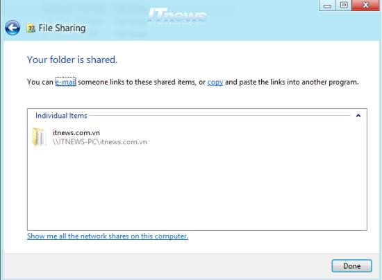 Share-folder-