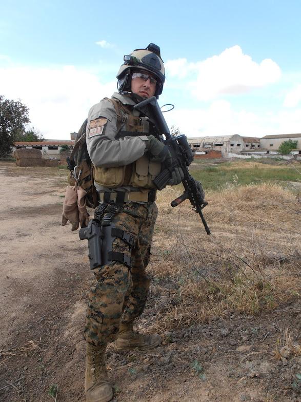 """Fotos de """"Asalto a Fort Knox"""".20-05-12. P5210084"""