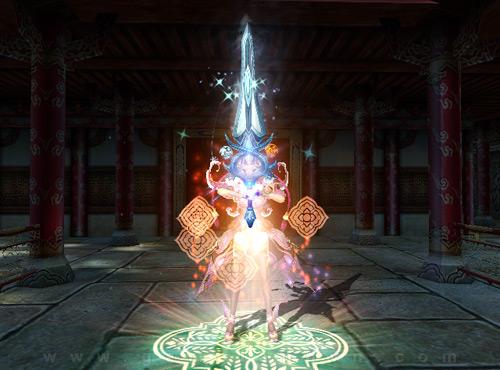 Cận cảnh bát đại thần khí trong Loong Online 6