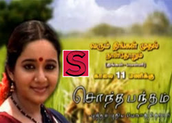 Sontha Bandham 19-06-2013 episode 197 today full video 19.6.13 | Sun tv shows Sontha Bandham serial 19th June 2013 at srivideo