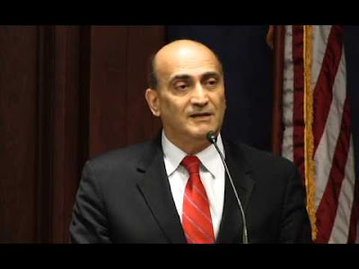A hero to Muslim liberals of Lebanon: Walid Phares