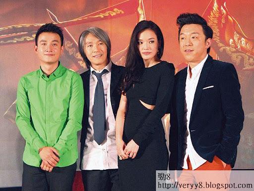 身為男主角的文章,僅僅出席過去年十二月底在北京舉行的宣傳活動,其他活動全部推辭。