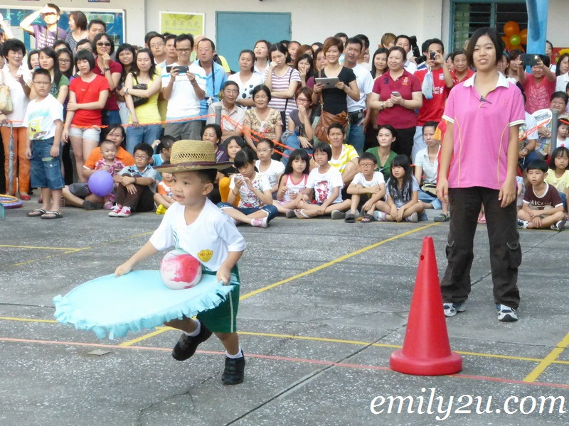 Chung Shan Kindergarten Annual Sports Day