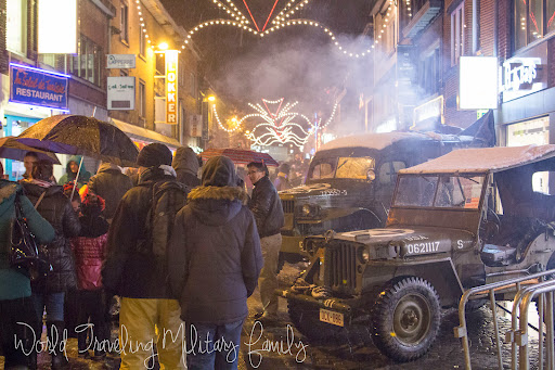 Battle of the Bulge 70th Anniversary - Bastonge, Belgium