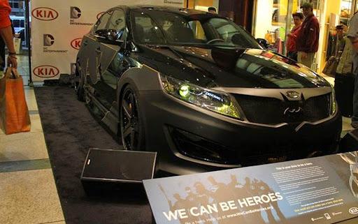 Build A Kia Optima 2014