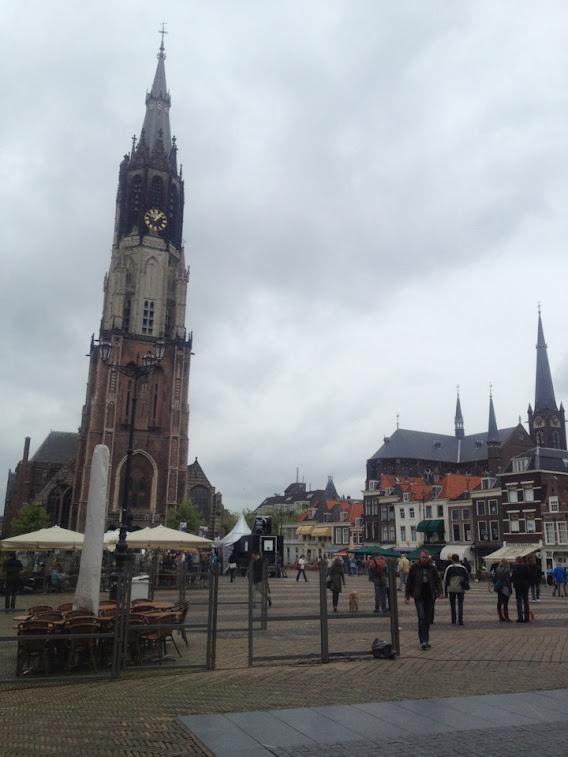 Delft Chiesa