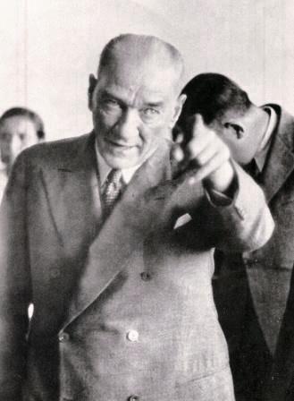 Affetmiyorum Sizi Atatürk