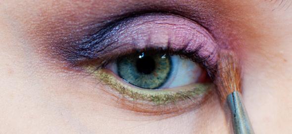Maquiagem X Lentes de Contato - Lu Ferreira   Chata de Galocha! b26f67a788