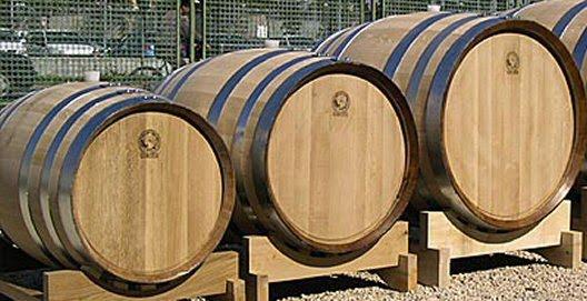 Δρύινα βαρέλια κρασιού (κρασοβάρελα) Garbellotto
