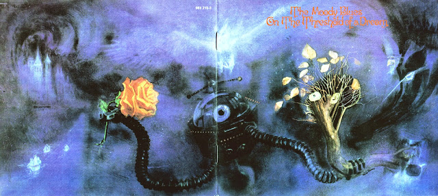 the Moody Blues ~ 1969 ~ On the Threshold of a Dream
