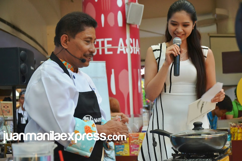 KUSINA MASTER CHEF BOY LOGRO SHOWS HOW TO COOK LOMBELLO TESSINOISE.